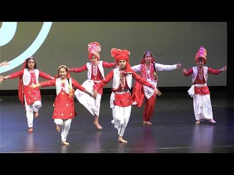 San Jose Intermediate Kids Class - Summer 2019 Dance Off