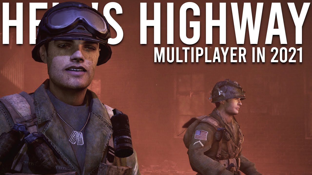 Download Brothers in Arms: Hell's Highway PC Multiplayer Gameplay In 2021!