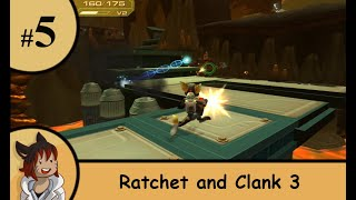 Ratchet and Clank 3 part 5 - Death course
