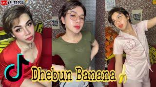 Video TikTok : Dhebun Banana🍌 (TikTokers Indonesia) || Lu Tapau
