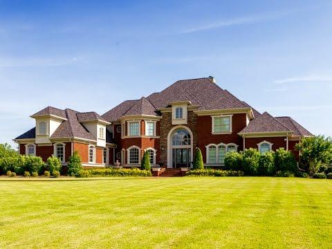 Huntsville AL Real Estate: 125 Empire Dr - Incredible Country Estate!