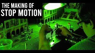 Cómo Hacer un Stop Motion | Behind the Scenes of a Stop Motion Animation