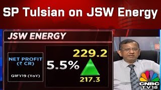 SP Tulsian on JSW Energy: I Won't Advice Buying the Stock to Have it in the Portfolio | CNBC TV18
