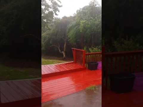Deltona Hurricane Matthew