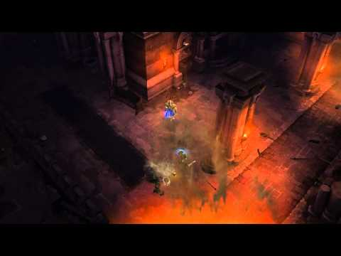 Diablo III -- Gameplay Trailer for D3 - BlizzCon 2011