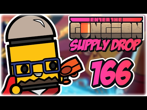 Bullet's Past   Part 166   Let's Play: Enter the Gungeon: Supply Drop   Bullet PC Gameplay