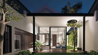 115 Minimalist Terrace Designs for Small Houses 1