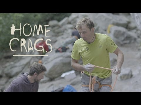 Ueli Steck | Home Crags Ep.1
