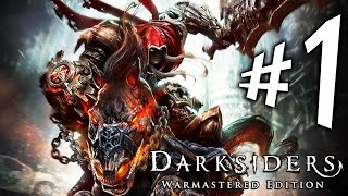 Darksiders Warmastered Edition - Parte 1: O Cavaleiro da Guerra!!!! [ PC - Playthrough ]