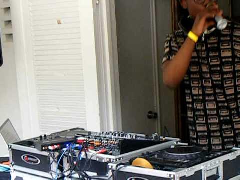 Culoe De Song @ AfrodesiaMP3 S.A. Invasion pool party WMC2010