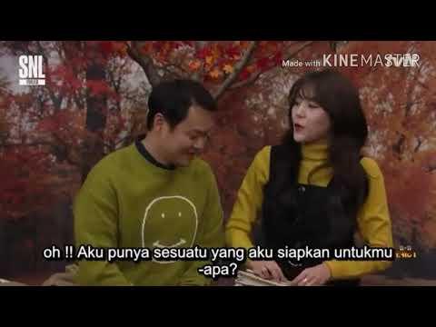 (Indo Sub) SNL Korea PART-2 Super Junior (Ngakak asli)