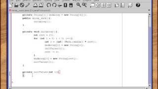 Курс 2 Урок № 66  2 х мерный массив с переменной размерностью