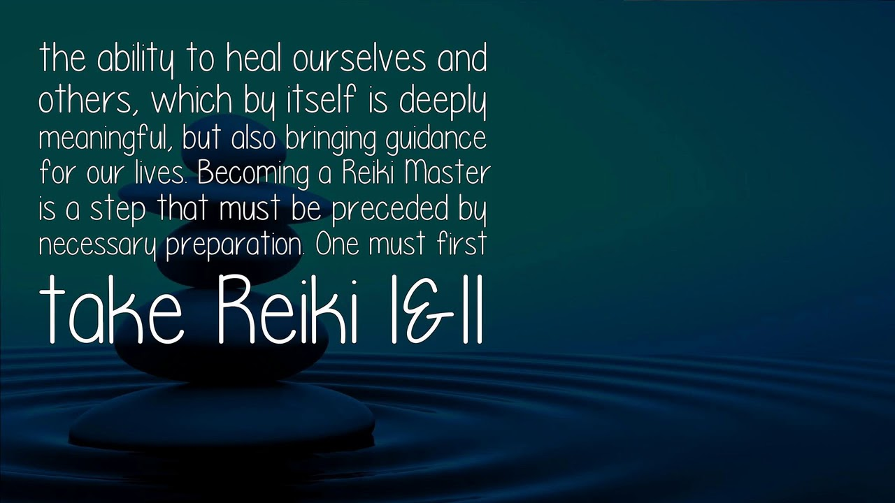 From Where Can I Get A Reiki Certification Youtube