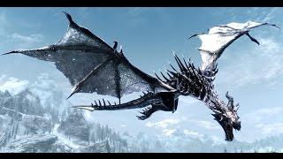 Прохождение Skyrim Association #24. Первая битва с драконом