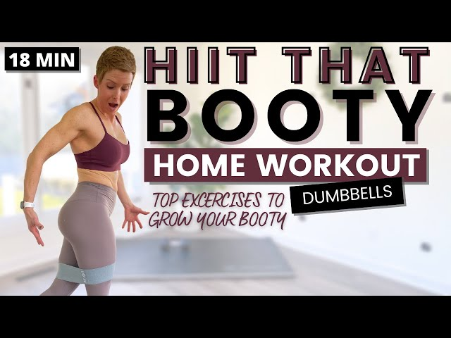 HIIT That Booty   Top Exercises to Grow your Booty