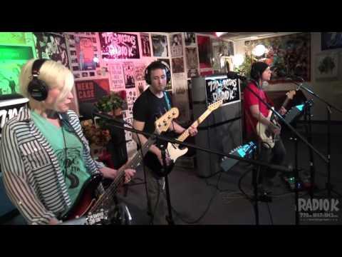 """Catbath - """"Jellyfish"""" (Live on Radio K)"""