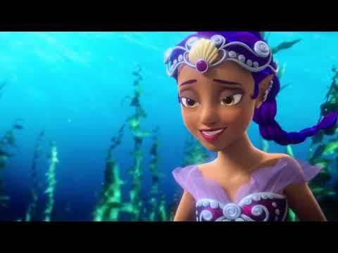 Marisa save Elena & Can breathe UNDER THE SEA