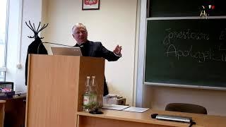 Ks. prof. Tadeusz Guz - Za Heglem stoi sam diabeł