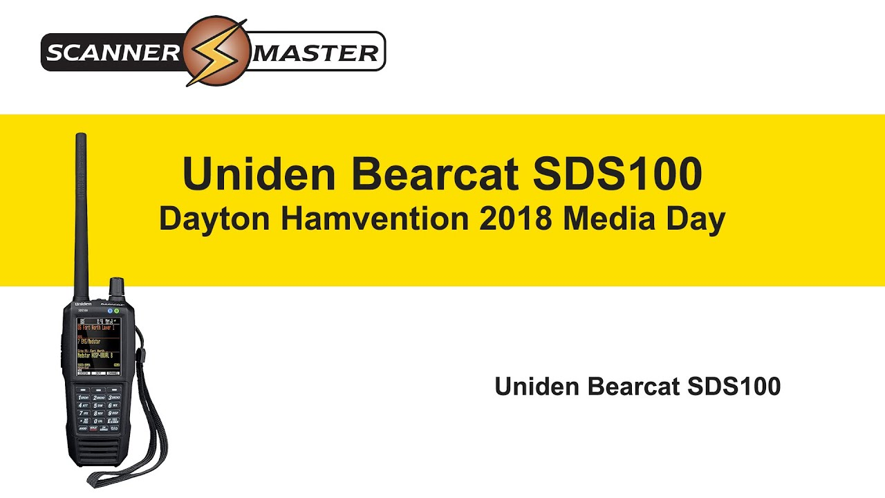 Uniden Bearcat | Scanner Master Blog