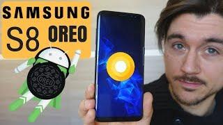 Android OREO 8.0 su Samsung Galaxy S8 | Tutte le novità!