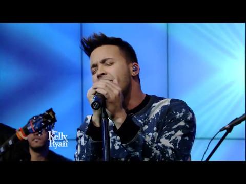 Prince Royce - Deja Vu (LIVE with Kelly) HD 720p