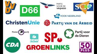 Verkiezingen tweede kamer in Oldebroek
