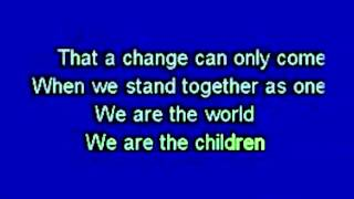 vuclip We Are The World - USA for Africa (Official Karaoke) MME Collection