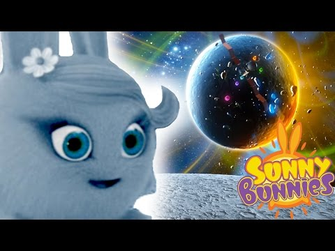 Cartoons for Children | Sunny Bunnies THE SUNNY BUNNIES ON THE MOON | Funny Cartoons For Children