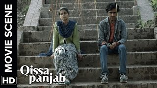 The current scenerio of Punjab! | Qissa Panjab | Movie Scene
