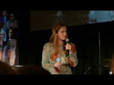 Rebecca Mader panel OUAT Chicago 2017 Part 1