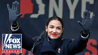 Ocasio-Cortez: We will bring the US into the future