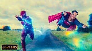 Флэш против Супермена. Гонка на скорость | Лига Справедливости