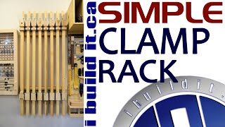 Making A Simple Clamp Rack