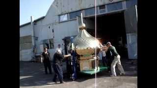 Церковный купол(, 2012-02-27T16:32:44.000Z)