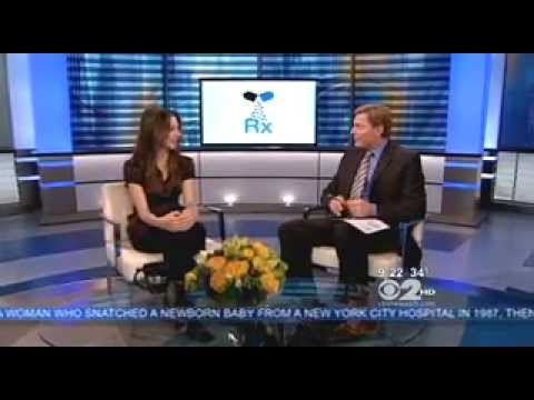 Rx's Marin Hinkle on CBS