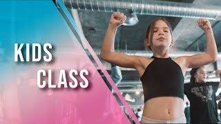 Kids Dance Class | Int ChunLi Youtube | Dans Fabrika