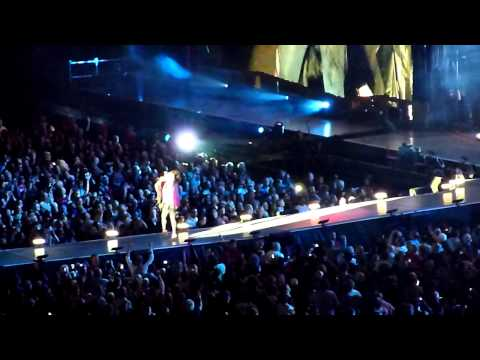 The Rolling Stones - Gimme Shelter (live) at Comerica Park in Detroit, MI on July 8, 2015