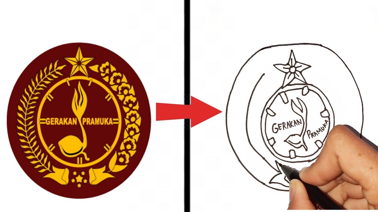 Gambar Lambang Pramuka Nasional