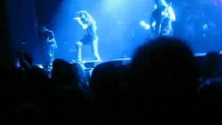 In FLames Vanishing Light Live club nokia