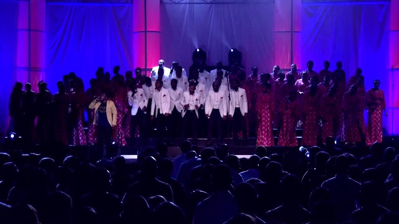 Download 3  TIM GEOFFREY and Lagos Community Gospel Choir (LCGC) BEYOND MUSIC