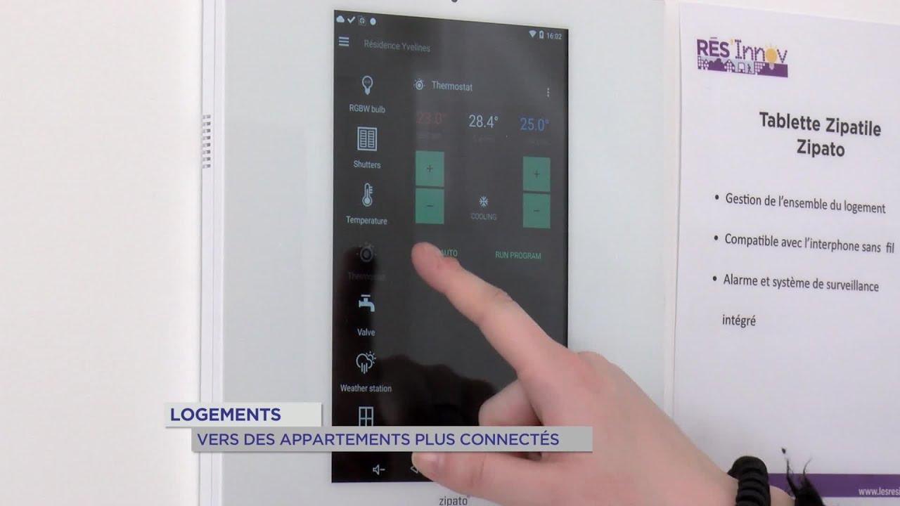Yvelines | Logement : Vers des appartements plus connectés