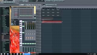 HOW TO - Deadmau5 - I Remember - FL Studio 10 - Tutorial