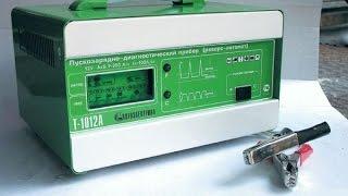 Зарядний пристрій Автоелектрика Т-1012а Charger Electrics T-1012a