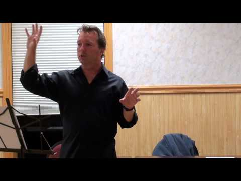 Tai Chi Lecture part one
