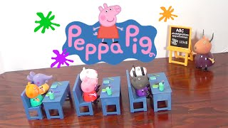 Count to 10 with Peppa Pig's Classroom!