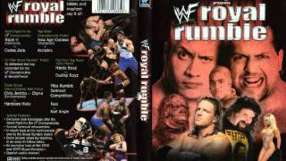 WWE Royal Rumble 2000 Theme Song Full+HD