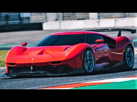 Ferrari P80/C - Incredible and inaccessible!