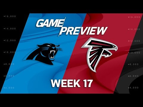 Carolina Panthers vs. Atlanta Falcons | NFL Week 17 Game Preview | Move the Sticks