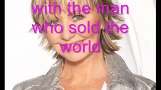 Lulu The Man Who Sold The World with lyrics