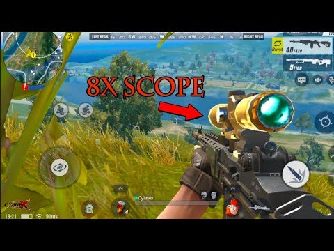 Rules of Survival #14 - SNIPING IN FIRST PERSON!! (Battle Royale)